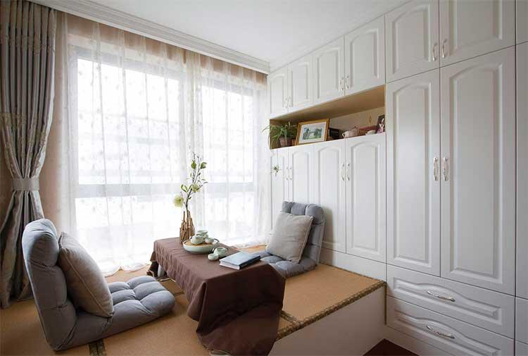 140张榻榻米装修设计效果图现代日式风格卧室儿童房室内参考图片 装修效果图 第6张