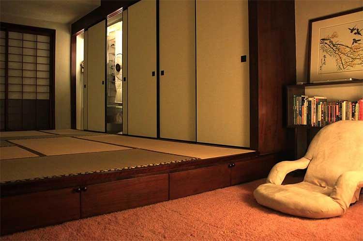 140张榻榻米装修设计效果图现代日式风格卧室儿童房室内参考图片 装修效果图 第7张